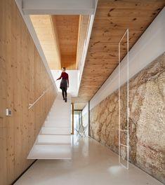 Contemporary beach house located in Formentera de Segura, Spain, designed in 2017 by Marià Castelló Martínez.