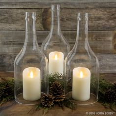 new year new dcor add a cozy look to your home with bottomless vases year 2016hobby lobbyholiday