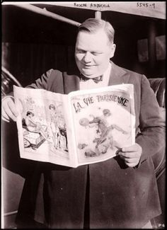 The Skinny on the Fatty Arbuckle Trial | History | Smithsonian