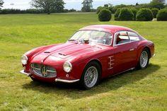 Maserati A6G 2000 by Zagato gearheadsandmonkeywrenches:
