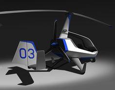 "Check out new work on my @Behance portfolio: ""Kolibri Gyrocopter"" http://on.be.net/1El1jvj"