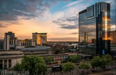 Great picture of The Cube by Verity Milligan