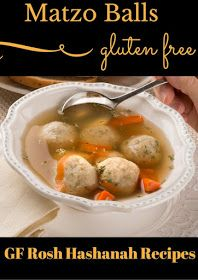 What is a Jewish holiday without Matzo Balls? These delicious delicacies are so easy to make and will make your holiday meal festive . gluten free matzo balls, Rosh Hashana, How to make matzo balls, Gluten Free matzo balls for Passover Honey Recipes, Paleo Recipes, Gluten Free Jewish Recipes, Passover Recipes, Vegetarian Side Dishes, Side Dish Recipes, Food Dishes, Food Food, Holiday Recipes