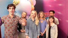 Watch the cast of play or Dare! Disney Channel Movies, Disney Channel Stars, Descendants, Liv And Maddie Characters, Dove Cameron Style, Disney Music, Greys Anatomy, Music Awards, Tv Shows