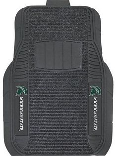 Michigan State Spartans Car Mats - Deluxe Set by Fanmats