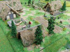 Scatch built dark age farm - Page1