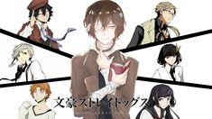 130 Best Bungou Stray Dogs Wallpaper Images Bungou Stray Dogs
