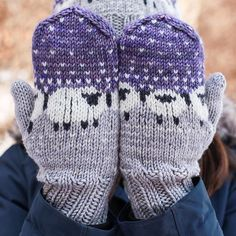 Ideas Knitting Mittens Pattern For 2019 Ideas Knitting Mittens Pattern For 2019 History of Knitting String spinning, weaving and sewing careers such as for . Mittens Pattern, Knit Mittens, Knitted Gloves, Knitting Socks, Hand Knitting, Fair Isle Knitting Patterns, Knitting Designs, Knitting For Beginners, Textiles