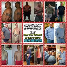 Fast results with all natural supplements. Never go hungry, gain tons of natural energy and balance your body out with this organic weight loss solution! Lose 5-15 lbs in 8 days, money back empty container guarantee! Find me on Facebook for details www.facebook.com/shay.mclauchlinsmith