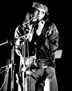 John Mayall, Birmingham, England, 1969: Barrie Wentzell.