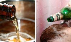 La cerveza es una bebida con propiedades saludables que podemos aprovechar con fines cosméticos. Descubre 6 formas de usarla sobre tu piel y cabello.