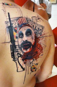 Tattoo Artist - Xoil Tattoo | Tattoo No. 10600