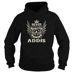 Cool  ADDIS A T-Shirts