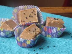 THM peanut butter fudge