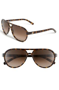 7df1db5634 Tory Burch Aviator Sunglasses