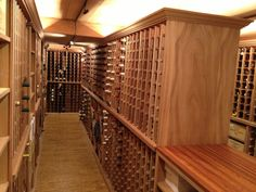 WineRacks.com's custom wine racks