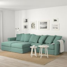 Shop for fabric sofas and couches at IKEA. Choose from a wide range of modern and contemporary couches and sofas in lots of colors and styles. At Home Furniture Store, Modern Home Furniture, Ikea Bank, Ikea Sofas, Deep Seat Cushions, Ikea Family, Large Sofa, Fabric Sofa, Plaza