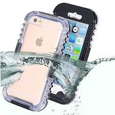 awesome BestElec Universal Waterproof Case Cover for Apple Iphone 6 4.7 Inch, Dustproof Snowproof Shockproof Premium Slim Hard Armor Protective Advanced Shock Absorbing Fit Cover Case for Apple Iphone 6 (4.7 Inch)(Black) Check more at http://cellphonesforsaleinfo.com/product/bestelec-universal-waterproof-case-cover-for-apple-iphone-6-4-7-inch-dustproof-snowproof-shockproof-premium-slim-hard-armor-protective-advanced-shock-absorbing-fit-cover-case-for-apple-iphone-6-4-7/