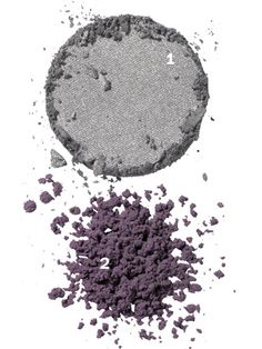 Silver and Purple Shadows:  1. Lancôme Color Design Eyeshadow in Style Section Metallic  2. Avon Smooth Minerals Eyeshadow in Enchanted Lilac - Fall 2012