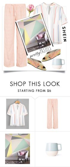 """""""Shein."""" by natalyapril1976 on Polyvore featuring Heidi Klum, Graham & Brown and Soft Style By Hush Puppies"""
