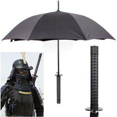 Umbrella Samurai sword Katana Japan