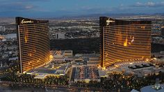 The Wynn and Encore... Absolutely remarkable hotels in Vegas. If you ever go and want to experience true luxury, these are your best bet.