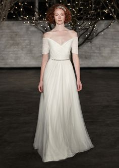Jenny Packham Kollektion 2014 Bridal Dress