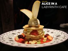 Alice in a Labyrinth