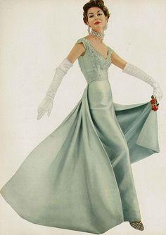November Vogue 1953
