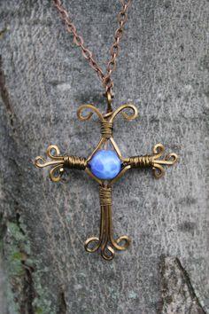 Copper cross