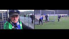 HSV Fan Peter war heute beim Training und hat uns seinen Tipp zum DFB Pokal Spiel gegen den 1. FC Köln gegeben.