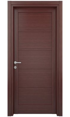 #Modern #Mahogany #Door from ITALdoors