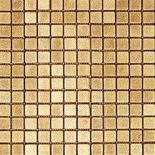 Goldmosaik | Marble Tumbled Gold (P4021) | Nagel Natursteine | Exklusive  Fliesen / Badausstattungen