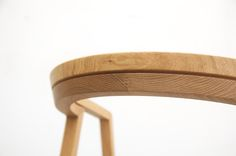 UUチェア ナラ材 HOLLY1PLAIN-02 Stool, Chair, Furniture, Home Decor, Stools, Interior Design, Home Interior Design, Arredamento, Home Decoration