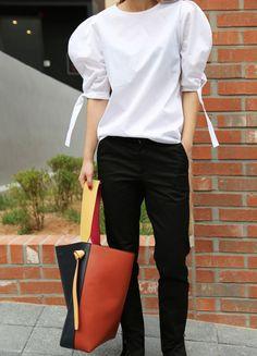 Céline Small Twisted Cabas Bag