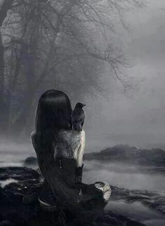 Dark Gothic Fsntasy art