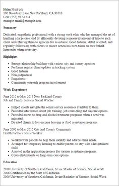 Sample Social Worker Resume 5 Cv Resume Indesign Templates  Resume Templates  Pinterest .