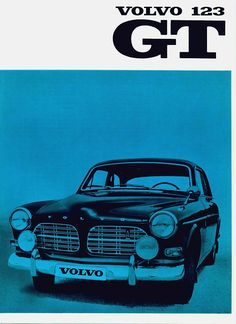 volvo 123 gt, i fell in love with a beat up one that used to sit a couple blocks away from us..