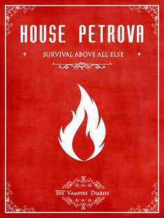 House Petrova - Survival above all else