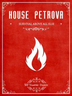 House Petrova - Survival above all else