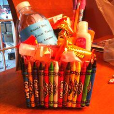 Teacher gift for Valentines day!