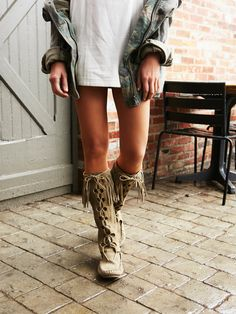FP Collection Magic Raven Moccasin at Free People Clothing Boutique