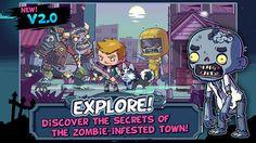 Không phải là một game kinh di hay nhat Zombies Ate My Friends chỉ là một tựa game giải trí trên mobile. Trong game, nhiệm vụ của bạn chính là giải cứu bạn bè của mình khỏi bị ăn não bởi lũ zombie đang rình rập bên ngoài.
