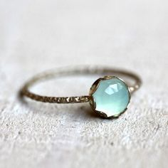 awesome blue ring
