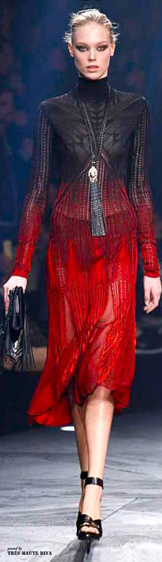 #Milan Fashion Week Roberto Cavalli Fall/Winter 2014 RTW| LBV ♥✤ | KeepSmiling | BeStayBeautiful