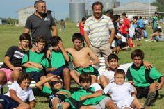 Alrededor de 20 equipos participaron de la jornada.