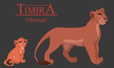 "You're just jealous that I have a bigger mane than you!"" --------------------------- Name: Timira Relation: Daughter of Tama . Lion King Fan Art, Lion King 2, Lion Art, Disney Lion King, Le Roi Lion Film, Lion King Names, Ed Wallpaper, The Lion King Characters, Lion King Drawings"