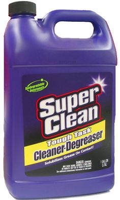"""Use about 1/4cup of this in a gallon of water and your house will shine. Pour a cap in your pans that have sticky residue from cooking and in minutes """"CLEAN"""" w/o little scrubbing! It removes wax and grease from clothes. I LOVE THIS STUFF!"""