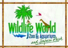Wildlife World Zoo & Aquarium | Safari Park, Wildlife Encounters, Skyride, Dragon World and More!