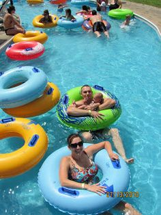 Water Ways Park in Julian, WV. Kanawha Valley Parent: Birthday Party Resources
